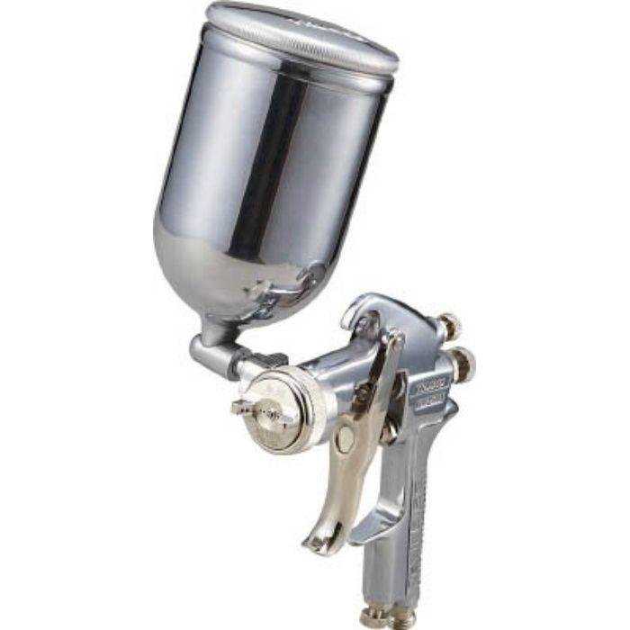 TSG508G11S スプレーガン重力式 ノズル径Φ1.1 0.4L アルミカップセット