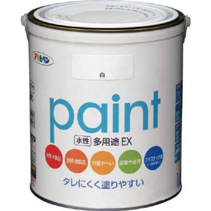 459619 水性多用途EX 1.6L 白