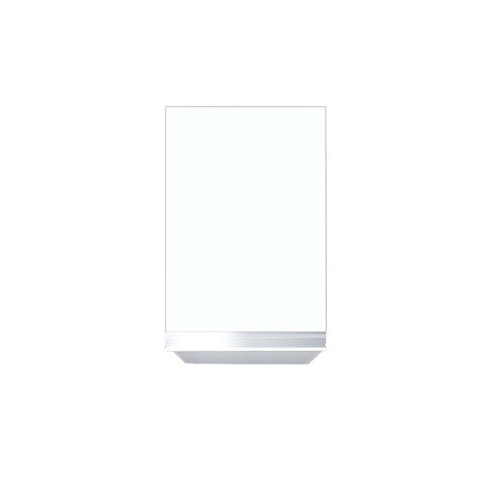 吊戸棚 (高さ50cmタイプ) 間口30cm ホワイト M7-30NZ_L_W  【地域限定】