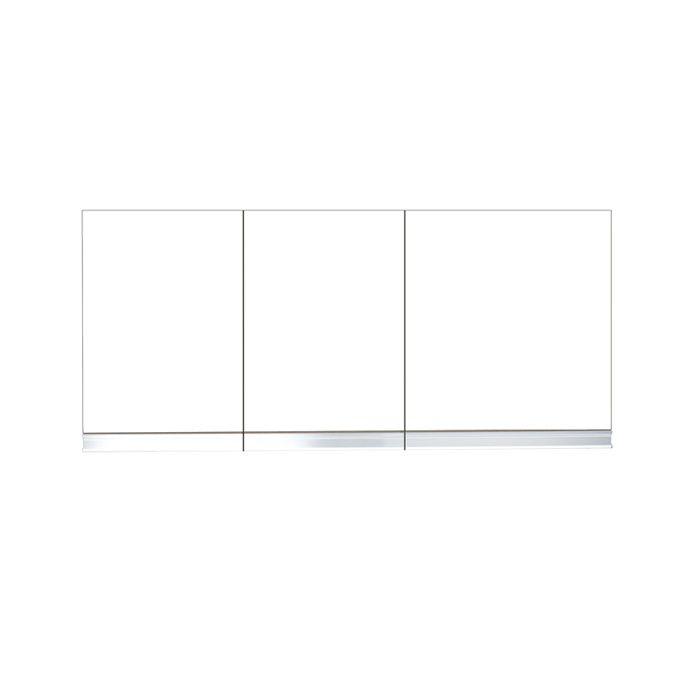 吊戸棚 (高さ60cmタイプ) 間口100cm ホワイト M7-100HN_W  【地域限定】