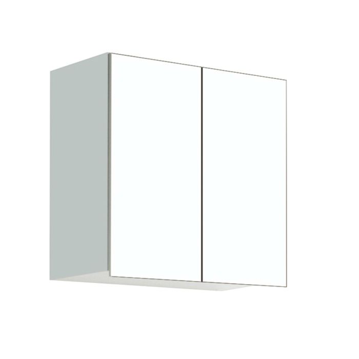 多目的吊戸棚 (奥行31.1cmタイプ) 間口60cm ホワイト Y1-60KN_W  【地域限定】
