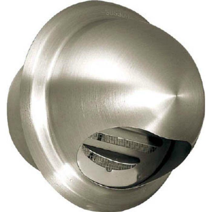 KS150SHGAMI 自然換気用丸型フード付ガラリ 150