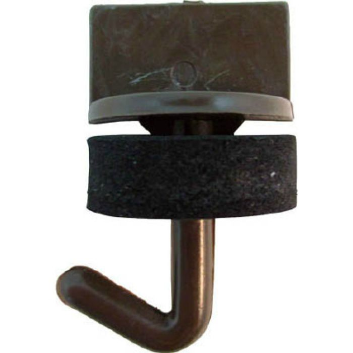 10102295 ワンタッチプラフック 10入り23mm ブロンズ(1箱(袋)=10本入)