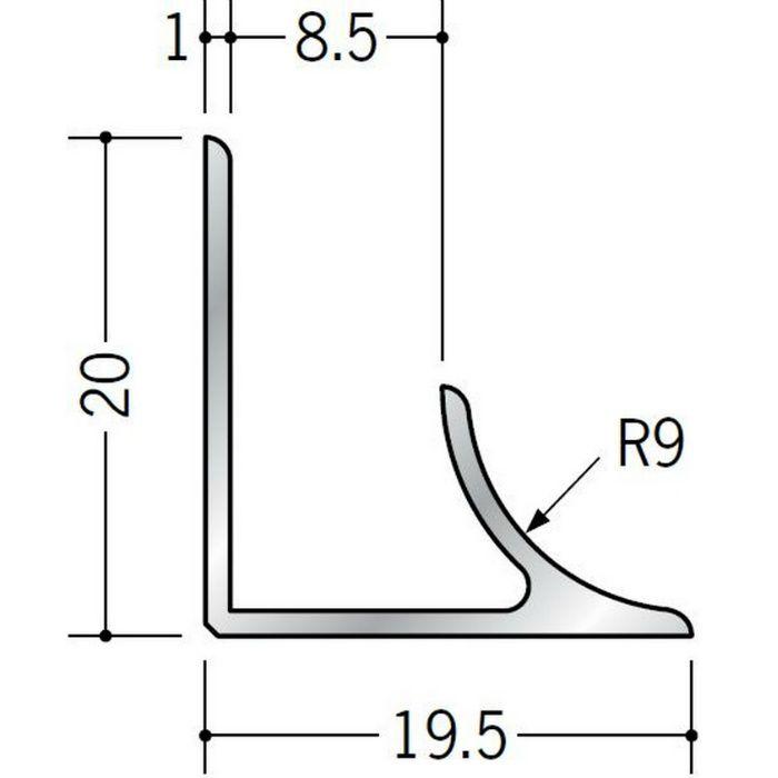 入隅ジョイナー アルミ NR-8.5 シルバー 2.73m  54515