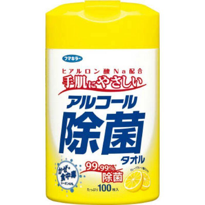 【入荷待ち】433739 アルコール除菌タオル100枚入