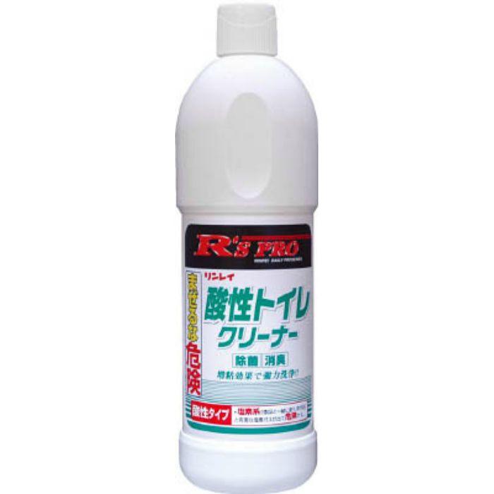 787433 RS PRO トイレクリーナー酸性