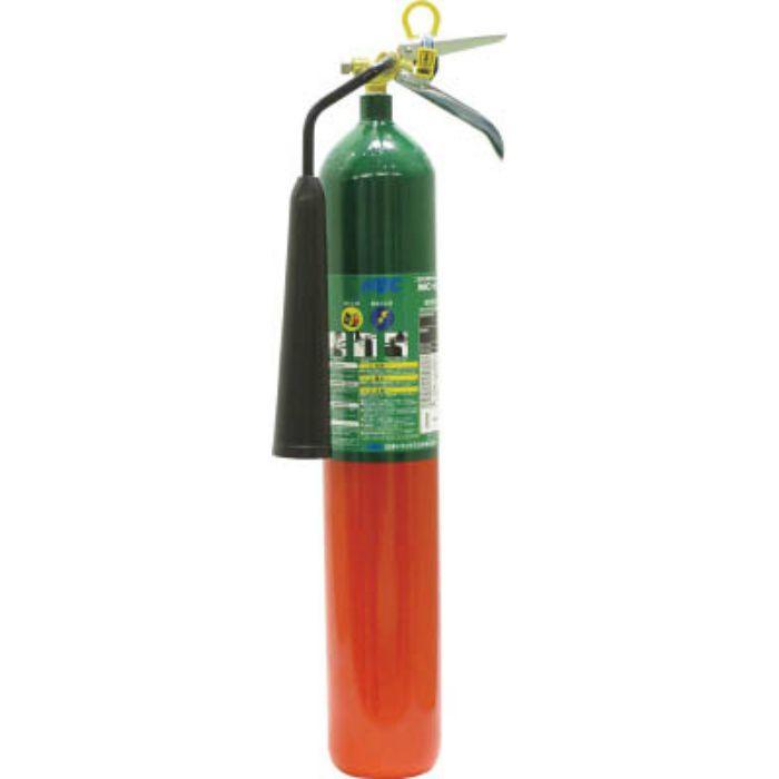 NC52 二酸化炭素消火器5型