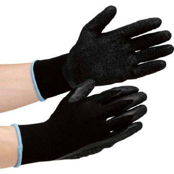 MHG100S 作業用手袋ゴム引き Sサイズ