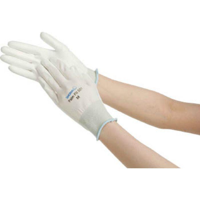 B0501L B0501 被膜強化パームフィット手袋 Lサイズ