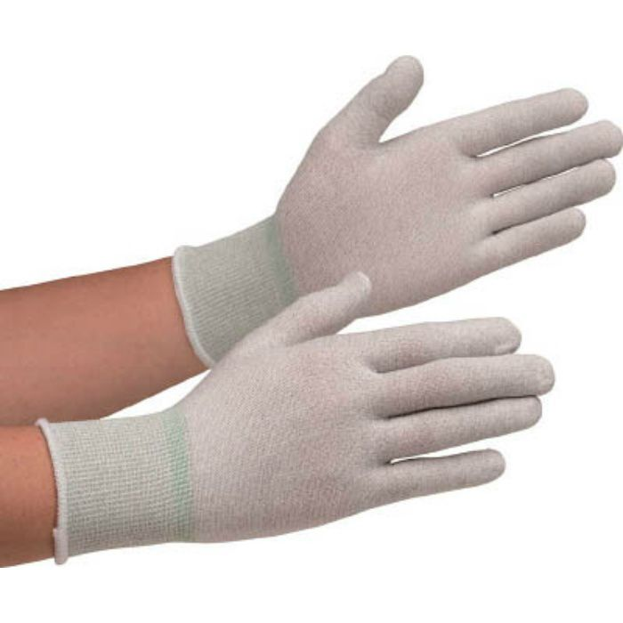 MCG802L 静電気拡散性手袋(ノンコート)L 10双入