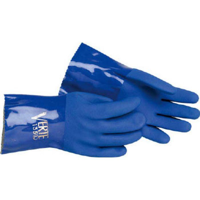VERTE135L 塩化ビニール製手袋 10双入 Lサイズ