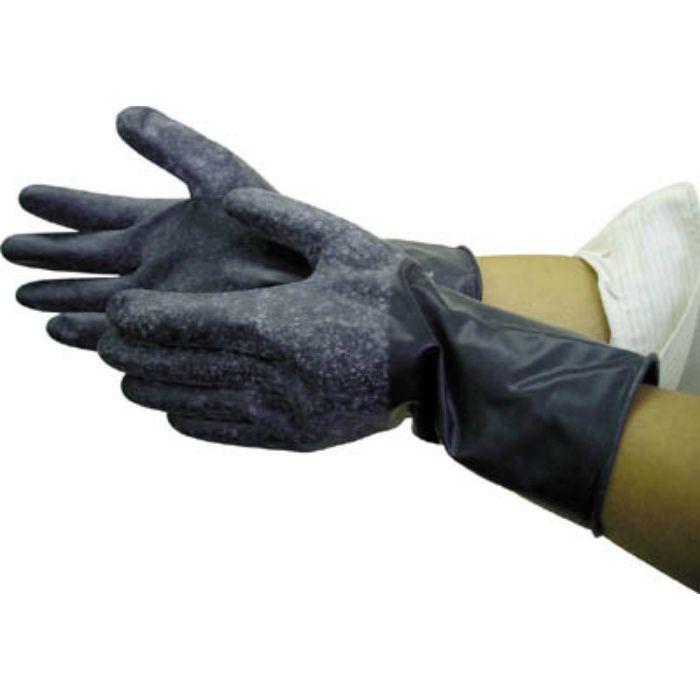 B131R9 ブチル手袋 男性用サイズ
