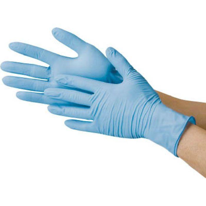 2044BS ニトリル使いきり手袋 (100枚入)