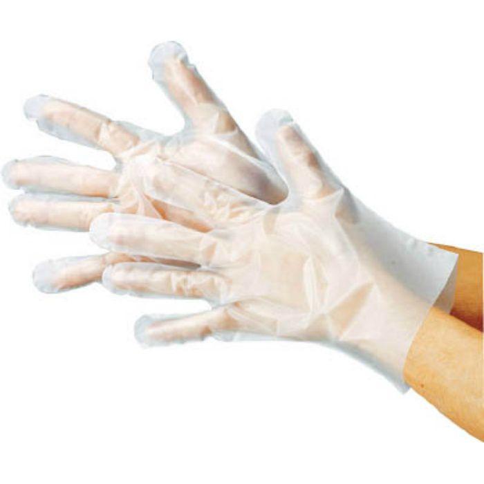 2012M ポリエチレン手袋 外エンボス Mサイズ (100枚入)