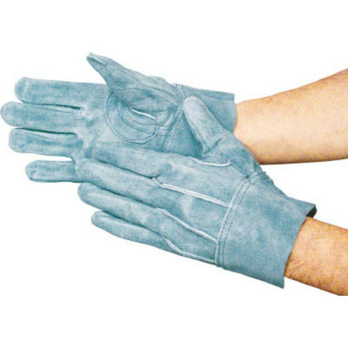 5311 牛床革手袋 オイル66 L
