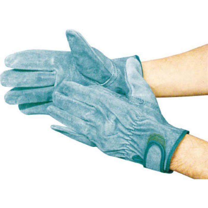 5310 牛床革オイル加工手袋 オイル33M
