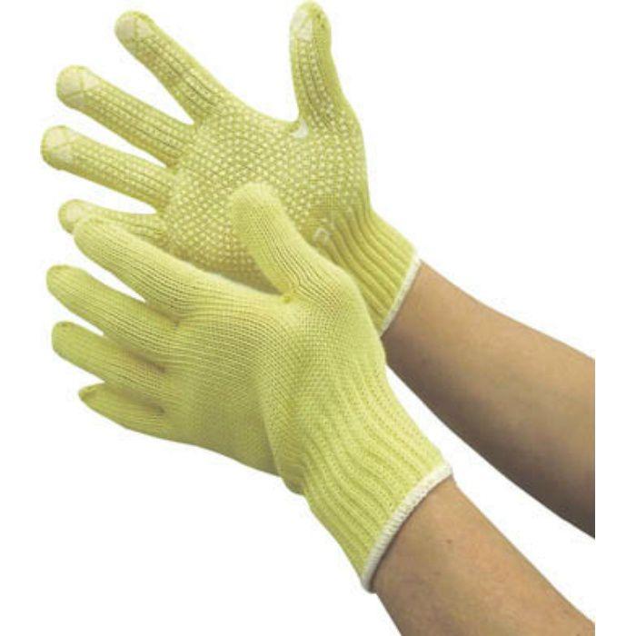 4630 アラミドシリコンすべり止め付き手袋Lサイズ