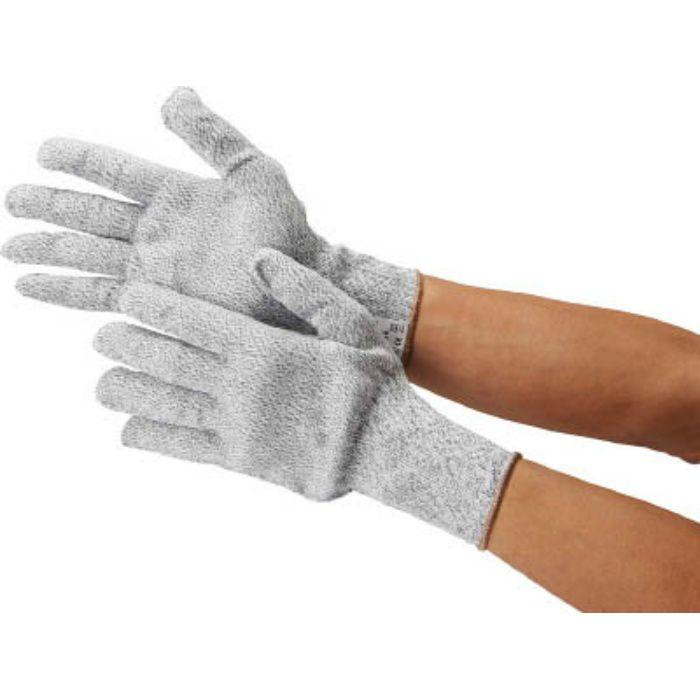 4473 耐切創手袋 サミテックX6 M グレー