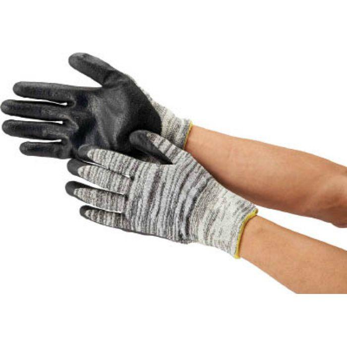 4471 耐切創手袋 サミテックHX6 L ブラック