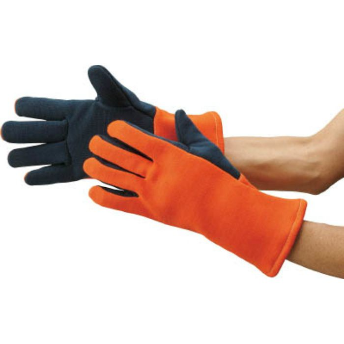 MZ637 300℃対応耐熱手袋 ロングタイプ