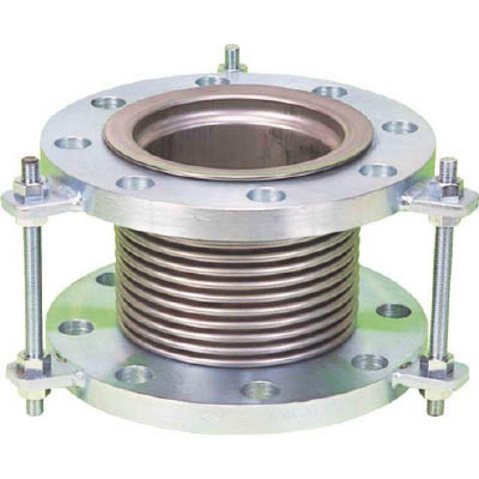 NK7300200250 排気ライン用伸縮管継手 5KフランジSS400 200AX250L