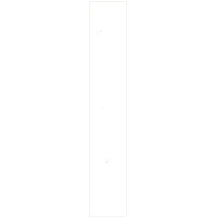 HL52 ソフト巾木(無地) 高さ60mm Rアリ 25枚/ケース