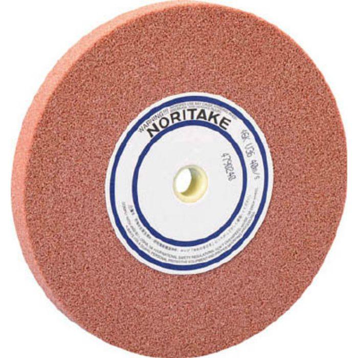 1000E60340 汎用研削砥石 粒度60 穴径25.40mm 硬度K