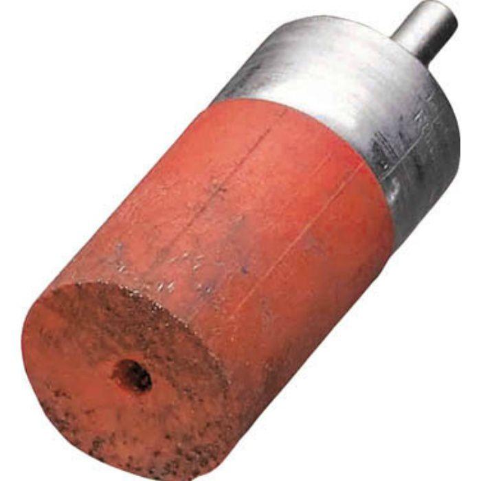 456160 セーフティ軸付エンド型ブラシ 鋼線 0.3 φ28