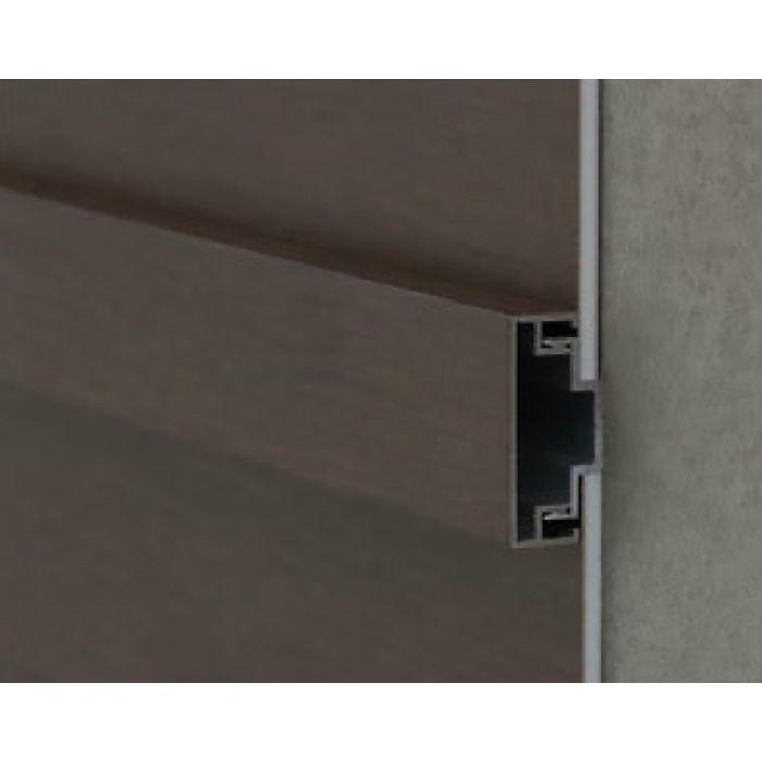 エバーアートボード部材 押え縁30×10センター ダークパイン