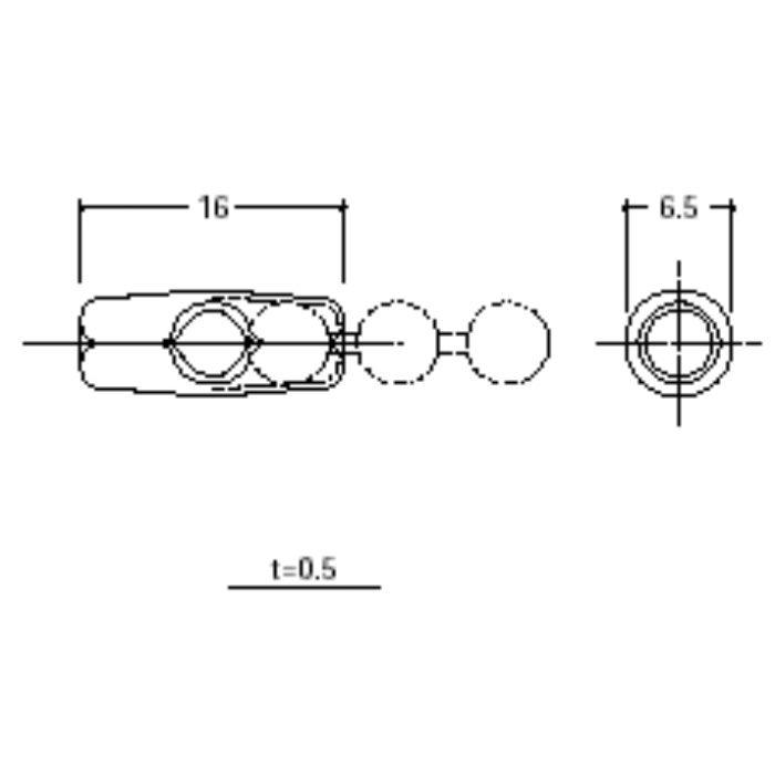 ボールチェーンジョイント 499-BJ
