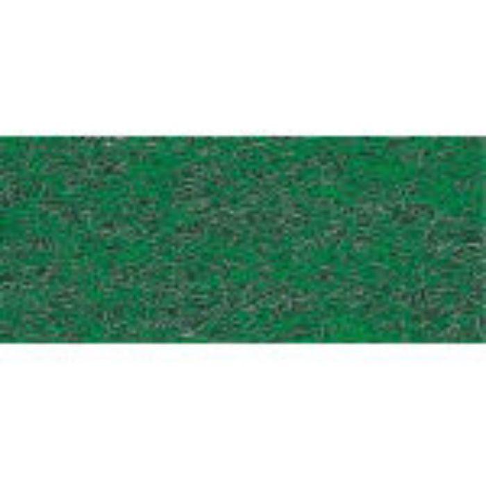 CPS7039130 パンチカーペット グリーン 防炎 91cm×30m