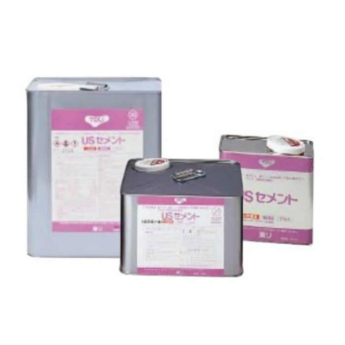 NUSC-CA 接着剤 USセメント 小ケース 3kg×4缶