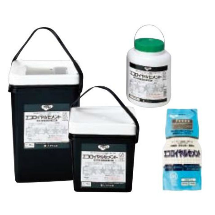 ERC-S 接着剤 エコロイヤルセメント 小 4kg