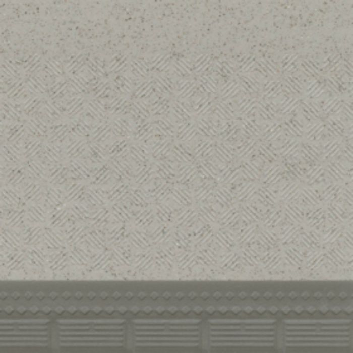 NSS816A5W 防滑性階段用床時(屋外仕様) 東リNSステップ800 Aタイプ(蹴込み一体型) 巾 1200mm