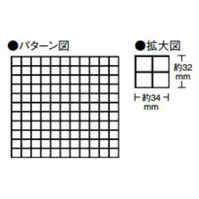 BNR3004 浴室用床シート バスナリアルデザイン 4.0mm【壁・床スーパーセール】