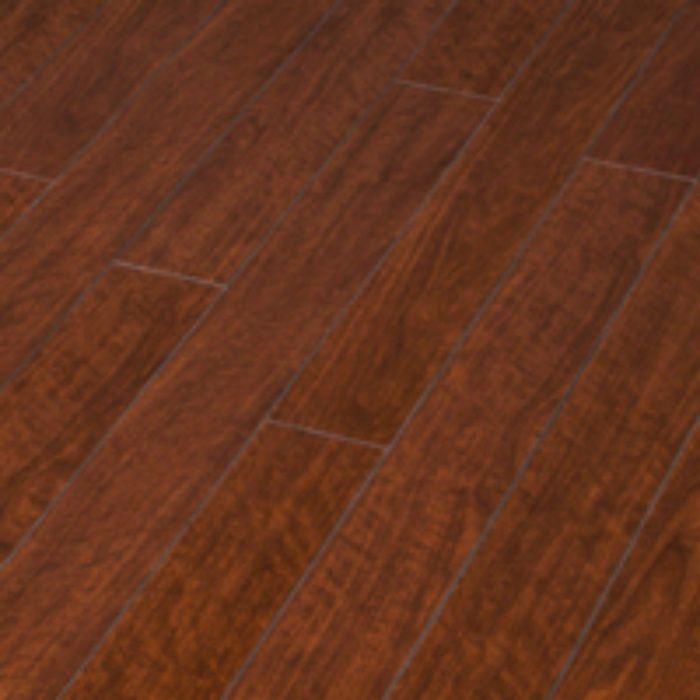 TW6310LM インタータイル(ウッドプランクタイプ) 複層ビニル床タイル 木目 / メルバウ
