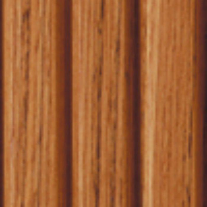 AKGTE タンボア (不燃タイプ) 曲面壁装材 チーク(柾目) / ブラウン系