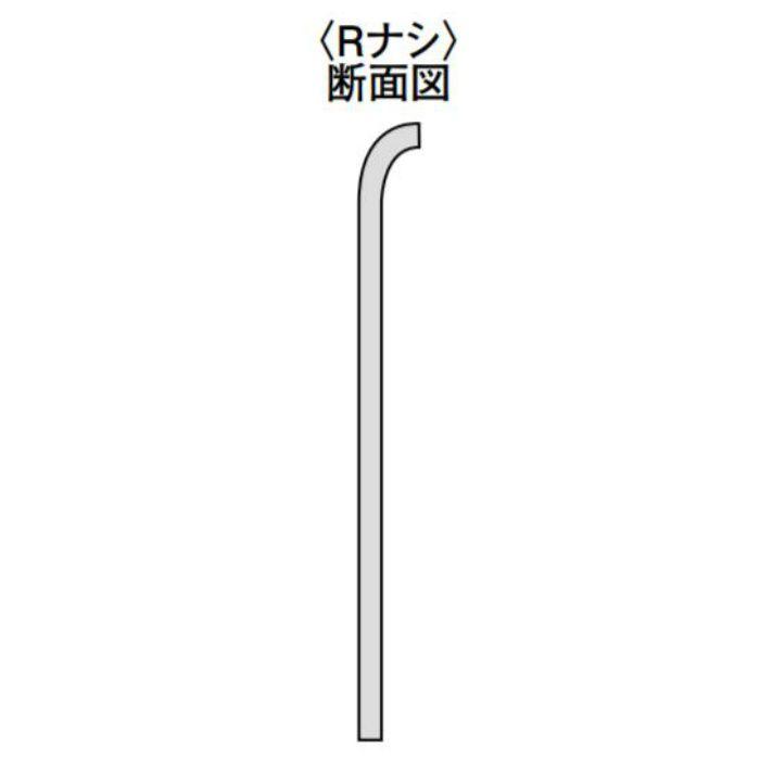 LTH60RN71 ロング巾木 ベーシックライン 高さ60mm Rナシ 50m/巻