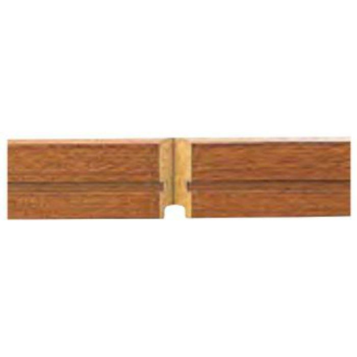 WU31 腰壁用壁紙 ウッドデコ部材 腰見切入隅 2本/ケース