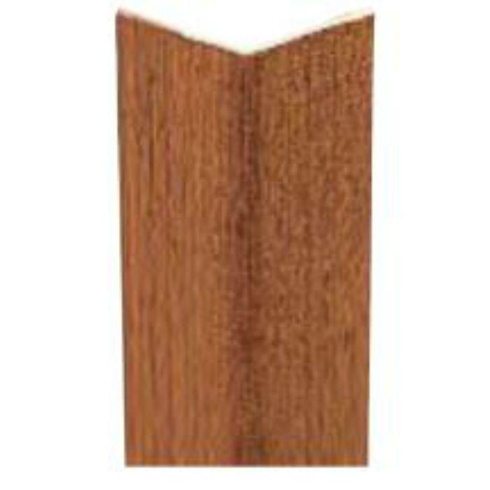 WU57 腰壁用壁紙 ウッドデコ部材 ジョイナー出隅入隅(両面テープ付) 2本/ケース