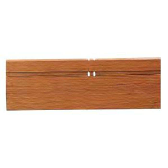 WU72 腰壁用壁紙 ウッドデコ部材 巾木出隅 2本/ケース