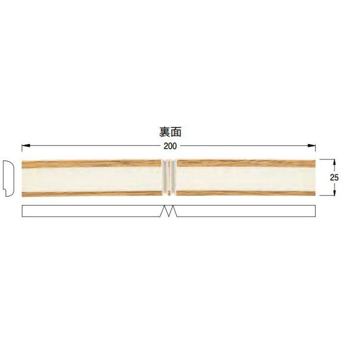KDT3032 防汚消臭腰壁シート部材 腰壁用出隅材 10個/ケース