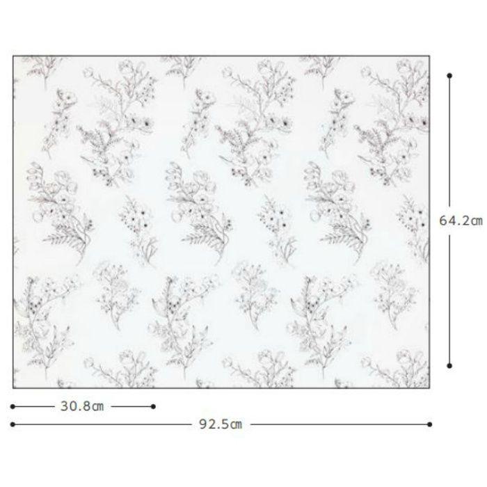 RH-4673 ミリクローレル ミッドゥソンマル 花柄