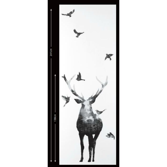 RPS-1941 ミリクローレル インクジェット壁紙 動物
