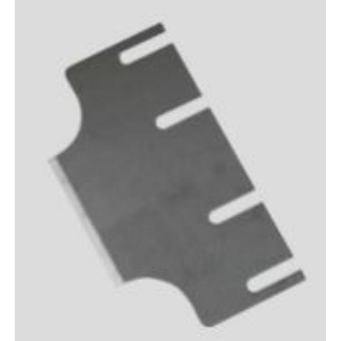 床材はがし機 専用替刃 / 強力刃  80mm 21-6722