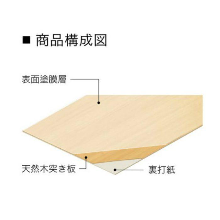 SGC-21-S エクセレクト 木 WILL WOOD ブナ(柾目)(受注生産品)