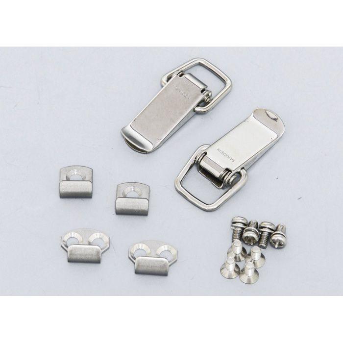 自動壁紙糊付機 アクセサリー パッチン錠セット(上部用) 99-1035