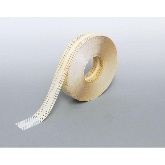 コーナー下地補強テープ ABS4R コーナーテープ 糊なし 3列穴 13-6980