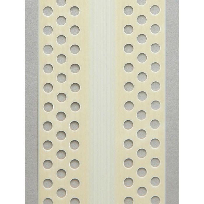 コーナー下地補強テープ ABS4R コーナーテープ 糊付 3列穴 13-6981