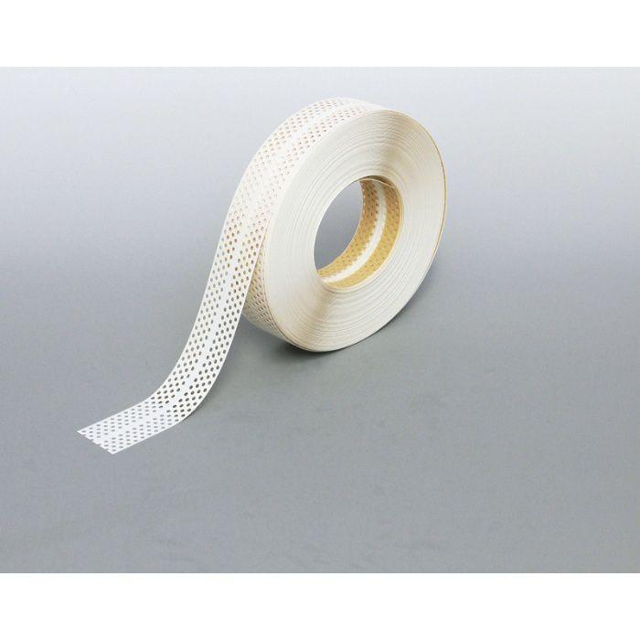 コーナー下地補強テープ クロス下地コーナーテープV-Touch 糊なし 2列穴 13-6985